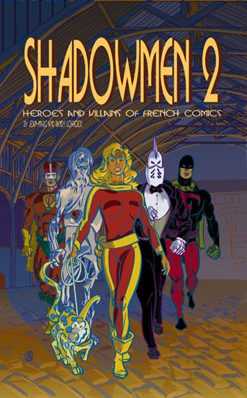 Shadowmen Fictional