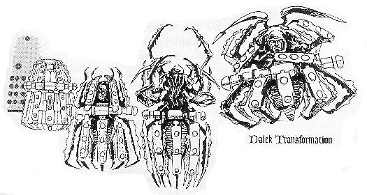 Dalek Transformation